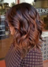 Inspiring haircolor style for winter and fall 14