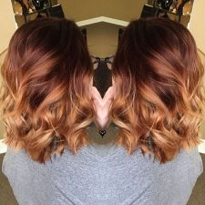 Inspiring haircolor style for winter and fall 27