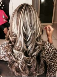 Inspiring haircolor style for winter and fall 37