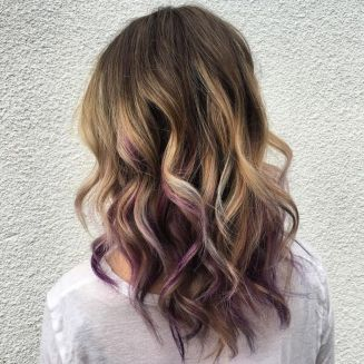Inspiring haircolor style for winter and fall 48