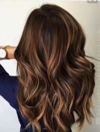 Inspiring haircolor style for winter and fall 50