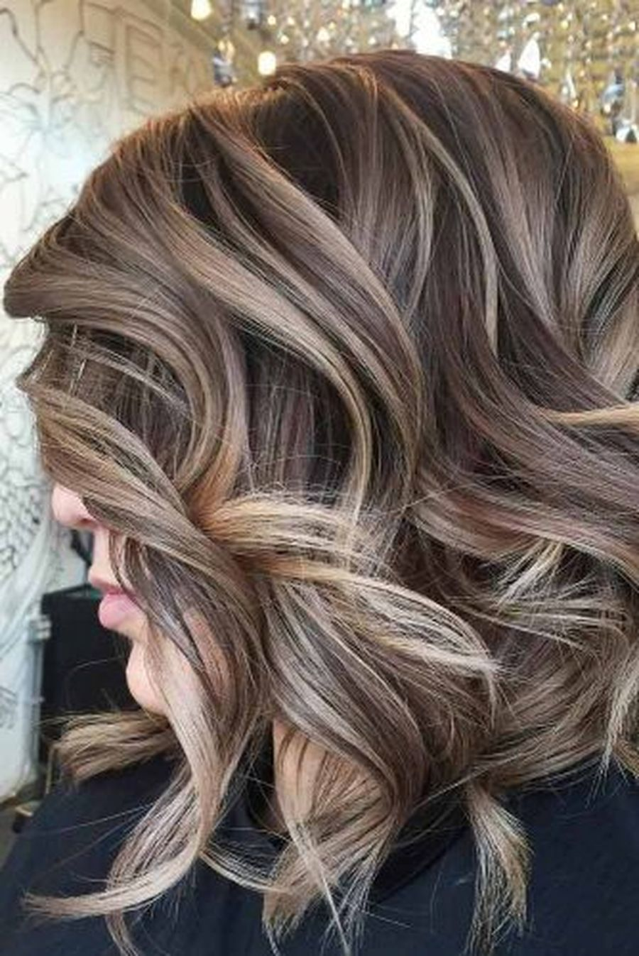 Inspiring haircolor style for winter and fall 51