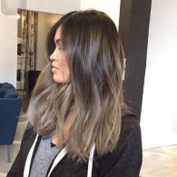 Inspiring haircolor style for winter and fall 54