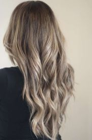 Inspiring haircolor style for winter and fall 6