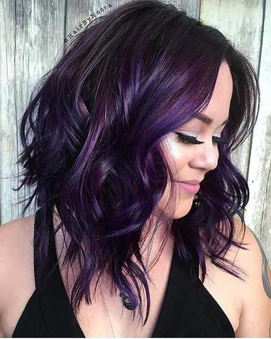Inspiring haircolor style for winter and fall 64