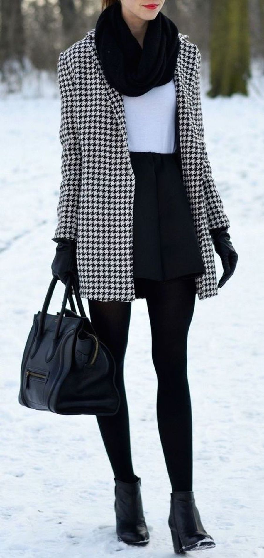 Skirt trends ideas for winter outfits this year 35