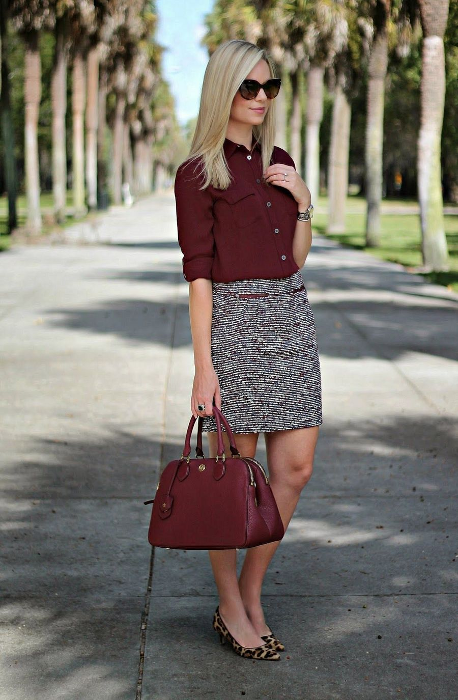 Skirt trends ideas for winter outfits this year 58
