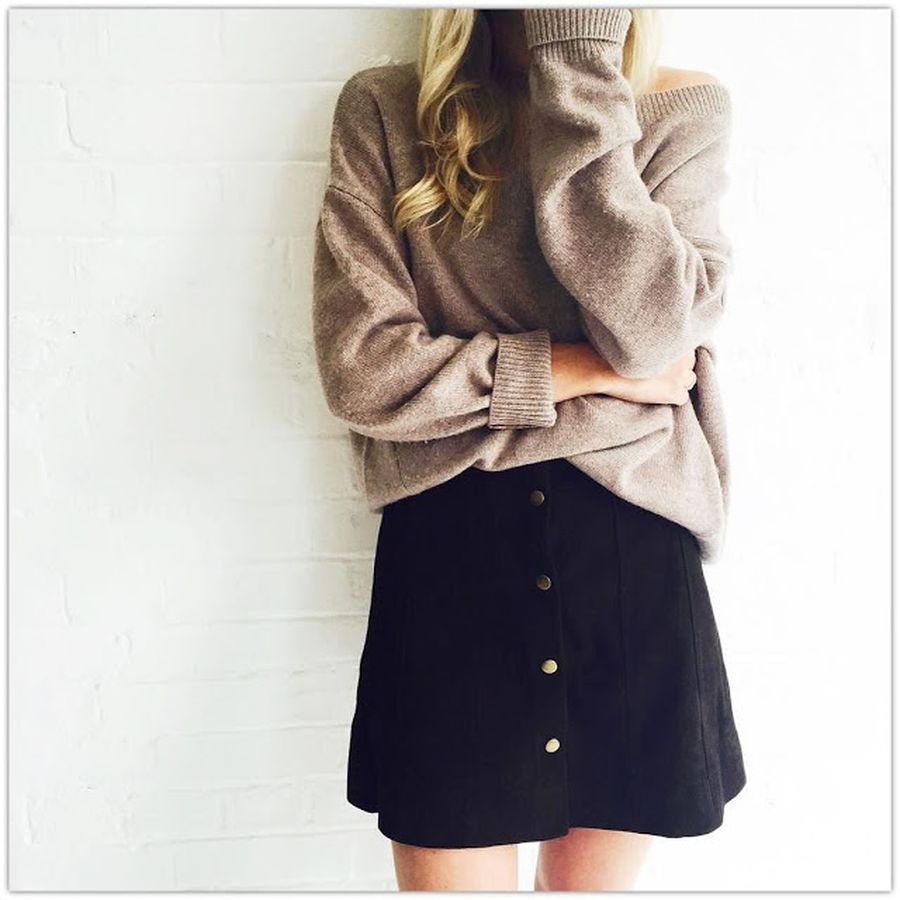 Skirt trends ideas for winter outfits this year 61