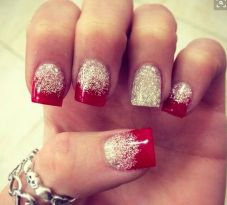 Cool holiday nails arts 4