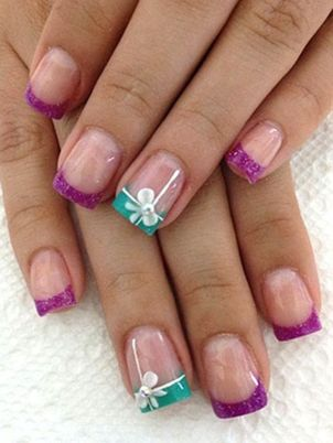 Cool holiday nails arts 52