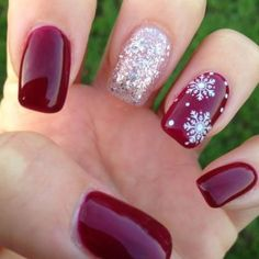 Cool holiday nails arts 61