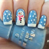 Cool holiday nails arts 69