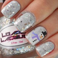 Cool holiday nails arts 82