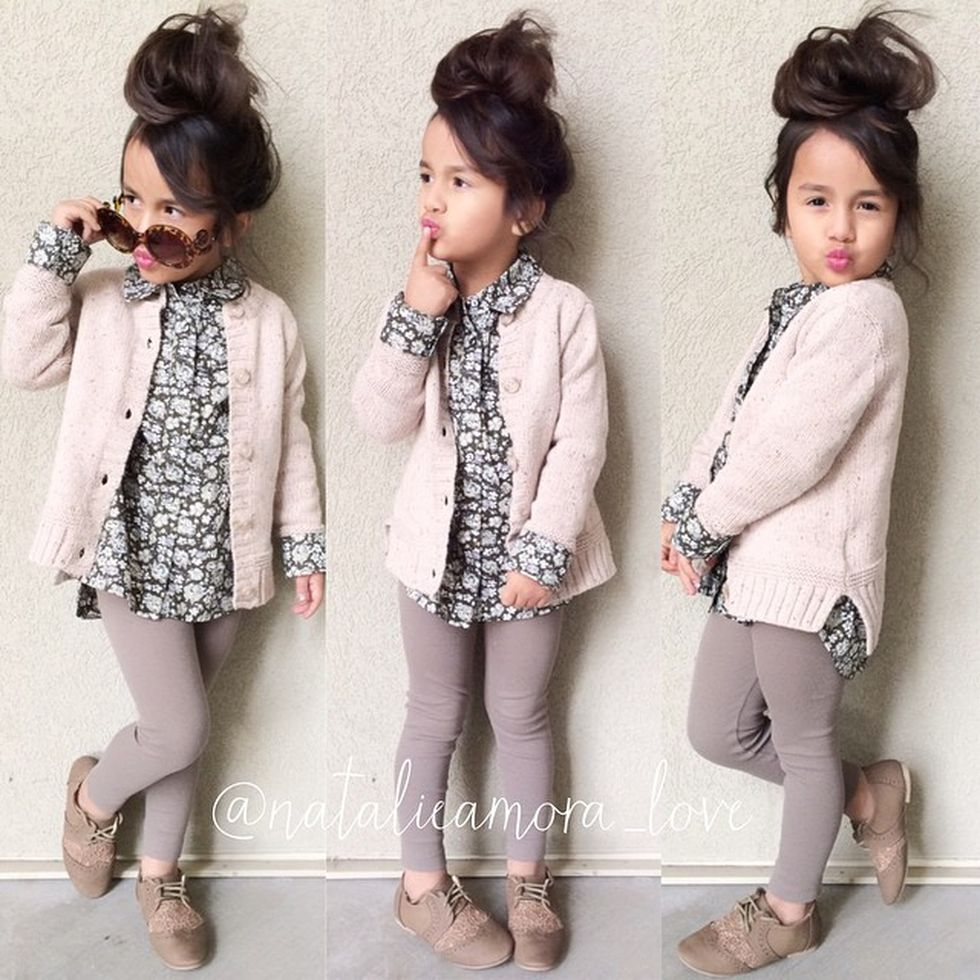 Cute kids fashions outfits for fall and winter 32