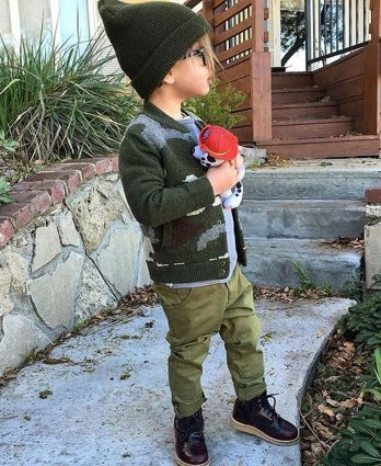 Cute kids fashions outfits for fall and winter 50