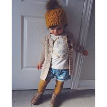 Cute kids fashions outfits for fall and winter 58