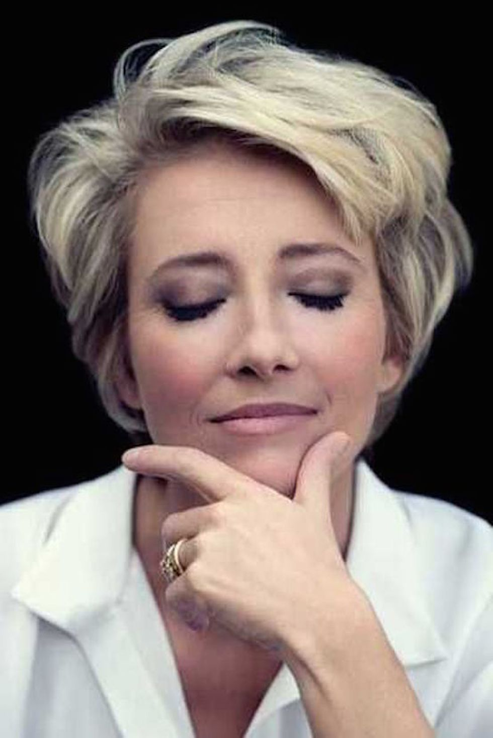 Fabulous over 50 short hairstyle ideas 35