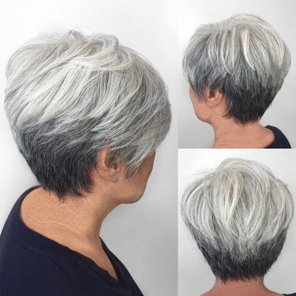 Fabulous over 50 short hairstyle ideas 45