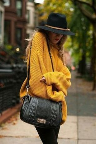 Fashionable women hats for winter and snow outfits 26