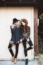 Fashionable women hats for winter and snow outfits 58