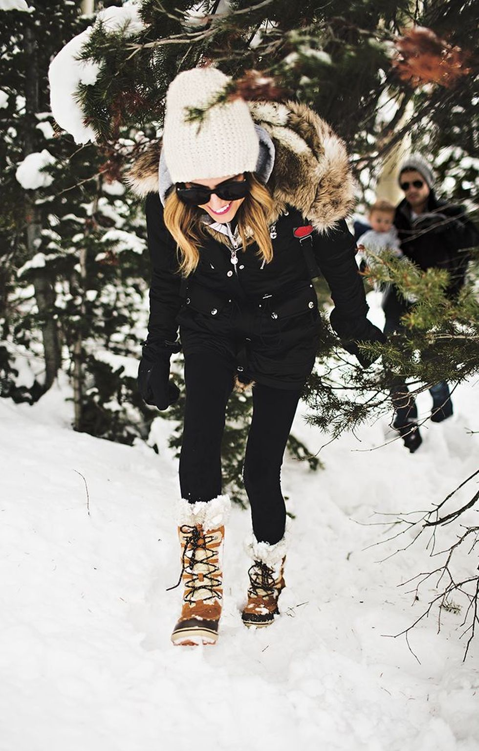Fashionable women snow outfits for this winter 62