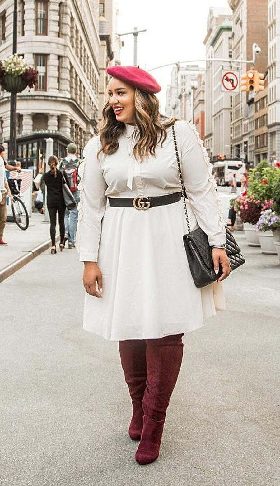 Inspiring winter outfits for plus size 29