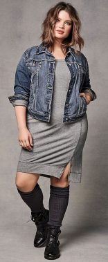 Inspiring winter outfits for plus size 3