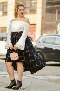 Inspiring winter outfits for plus size 60