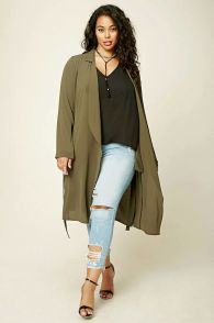 Inspiring winter outfits for plus size 78