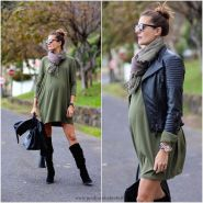 Maternity fashions outfits for fall and winter 100