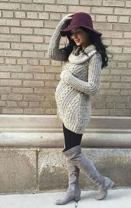 Maternity fashions outfits for fall and winter 108