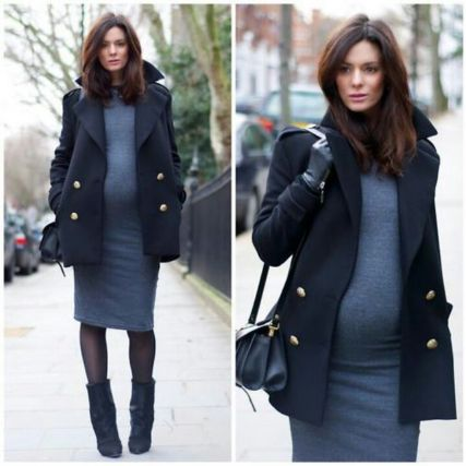 Maternity fashions outfits for fall and winter 23