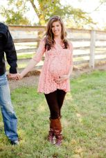 Maternity fashions outfits for fall and winter 27