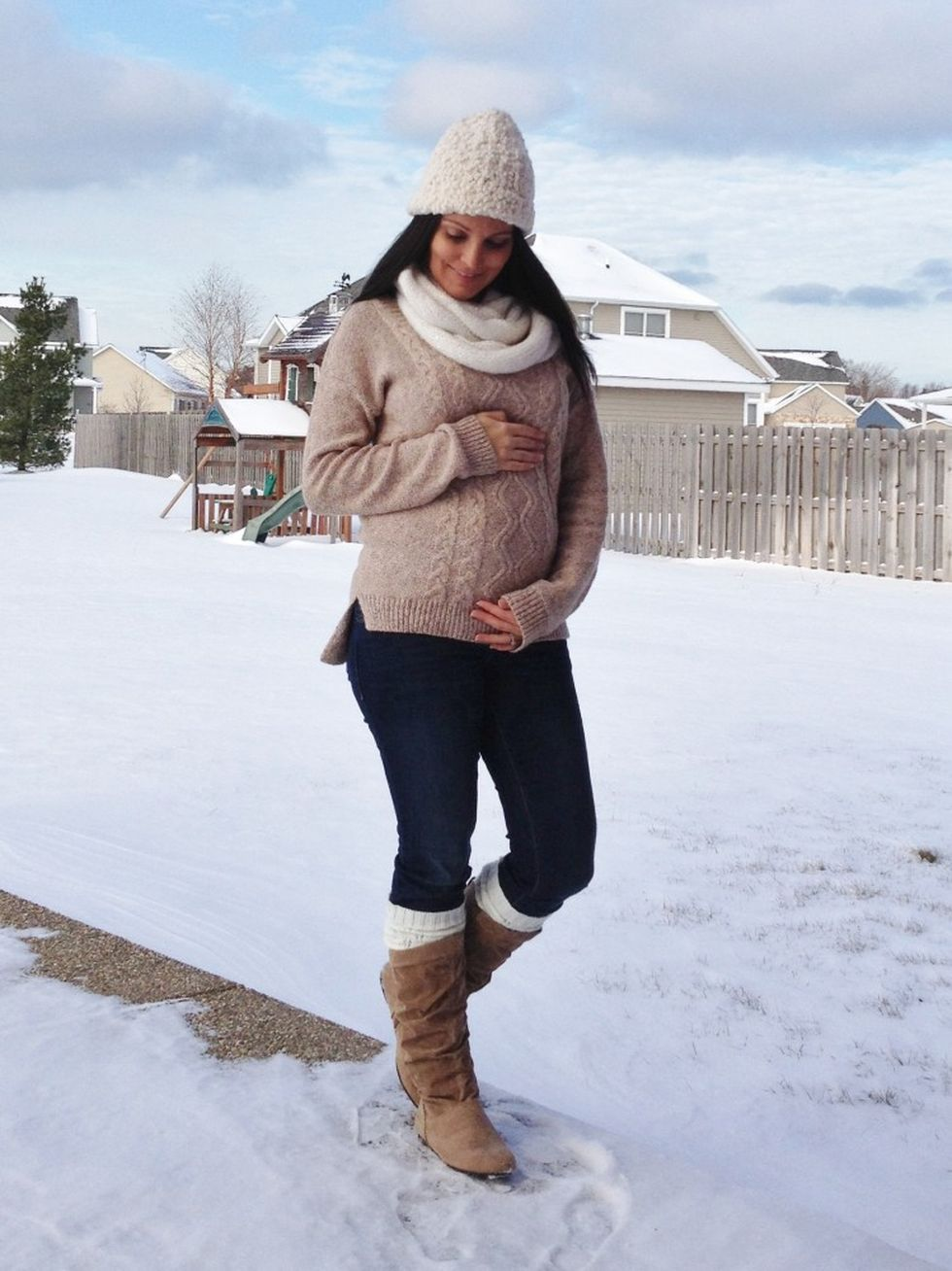 Maternity fashions outfits for fall and winter 29