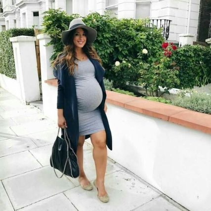 Maternity fashions outfits for fall and winter 48