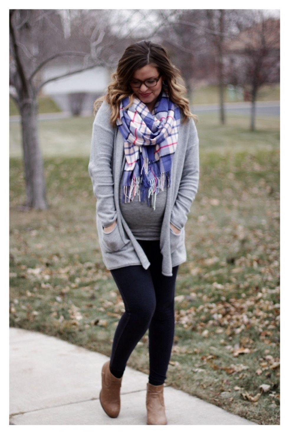 Maternity fashions outfits for fall and winter 5