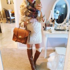 Maternity fashions outfits for fall and winter 59
