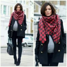 Maternity fashions outfits for fall and winter 60