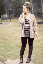 Maternity fashions outfits for fall and winter 61