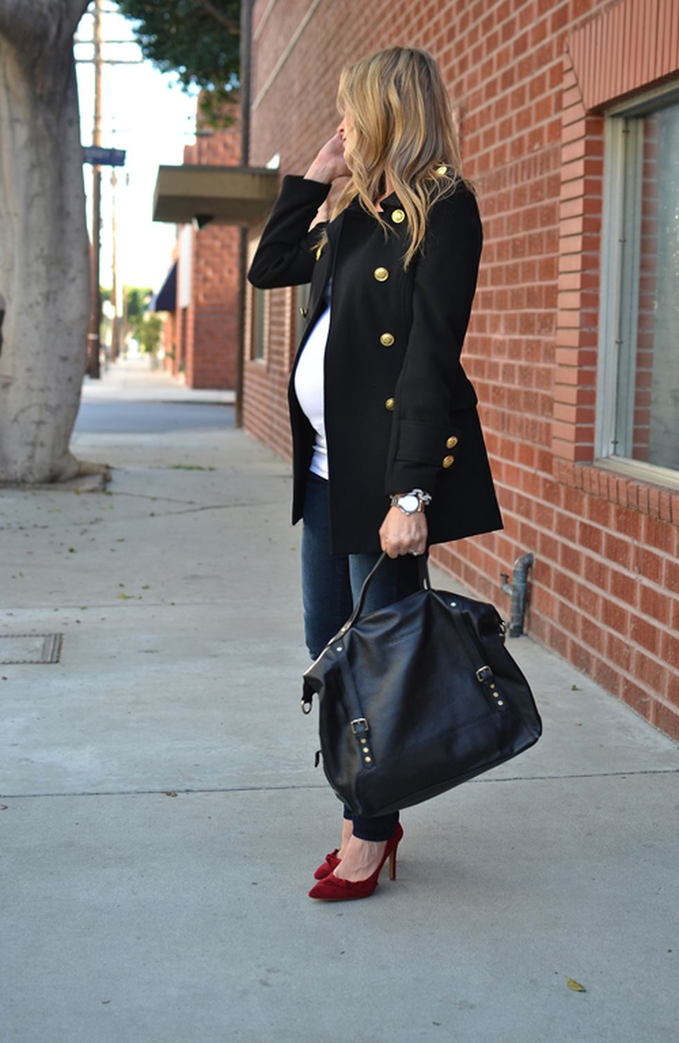 Maternity fashions outfits for fall and winter 71
