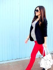 Maternity fashions outfits for fall and winter 79