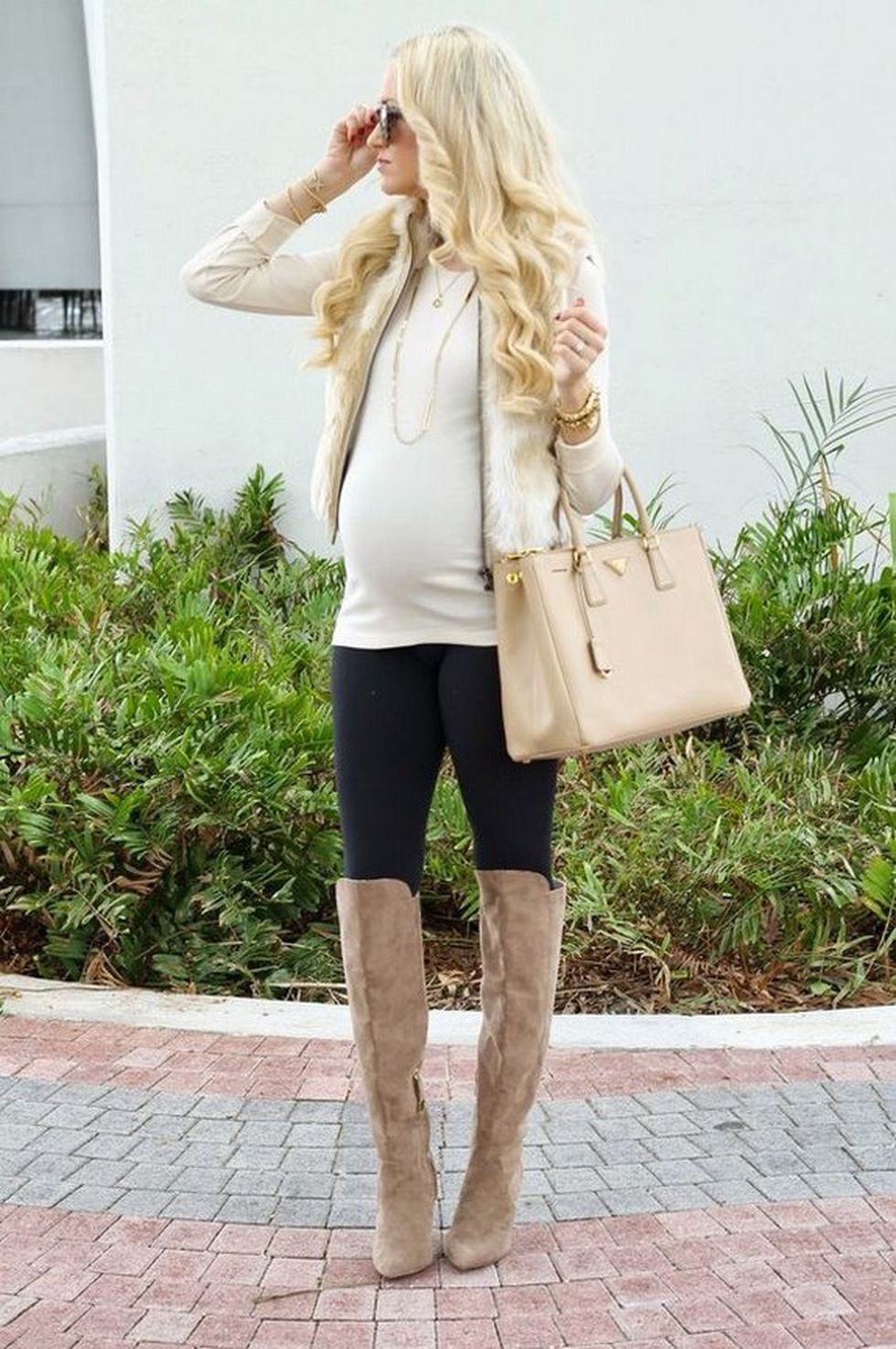 Maternity fashions outfits for fall and winter 82