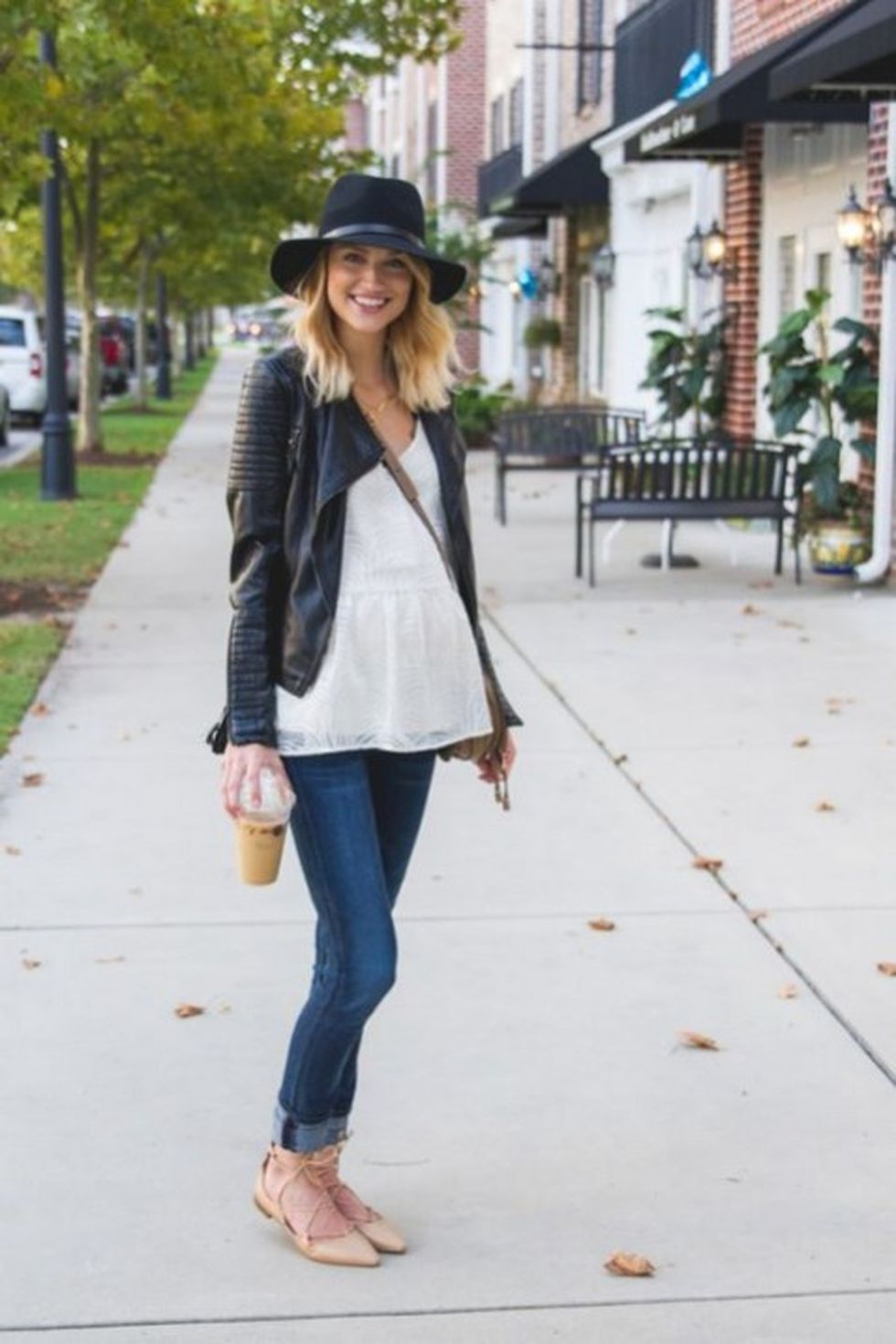 Maternity fashions outfits for fall and winter 85