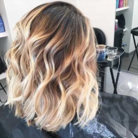Stylish blonde lobs haircut ideas 62