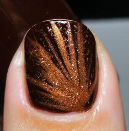 Swag thanksgiving nails art 25