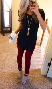 Trendy thanksgiving holiday outfits 29