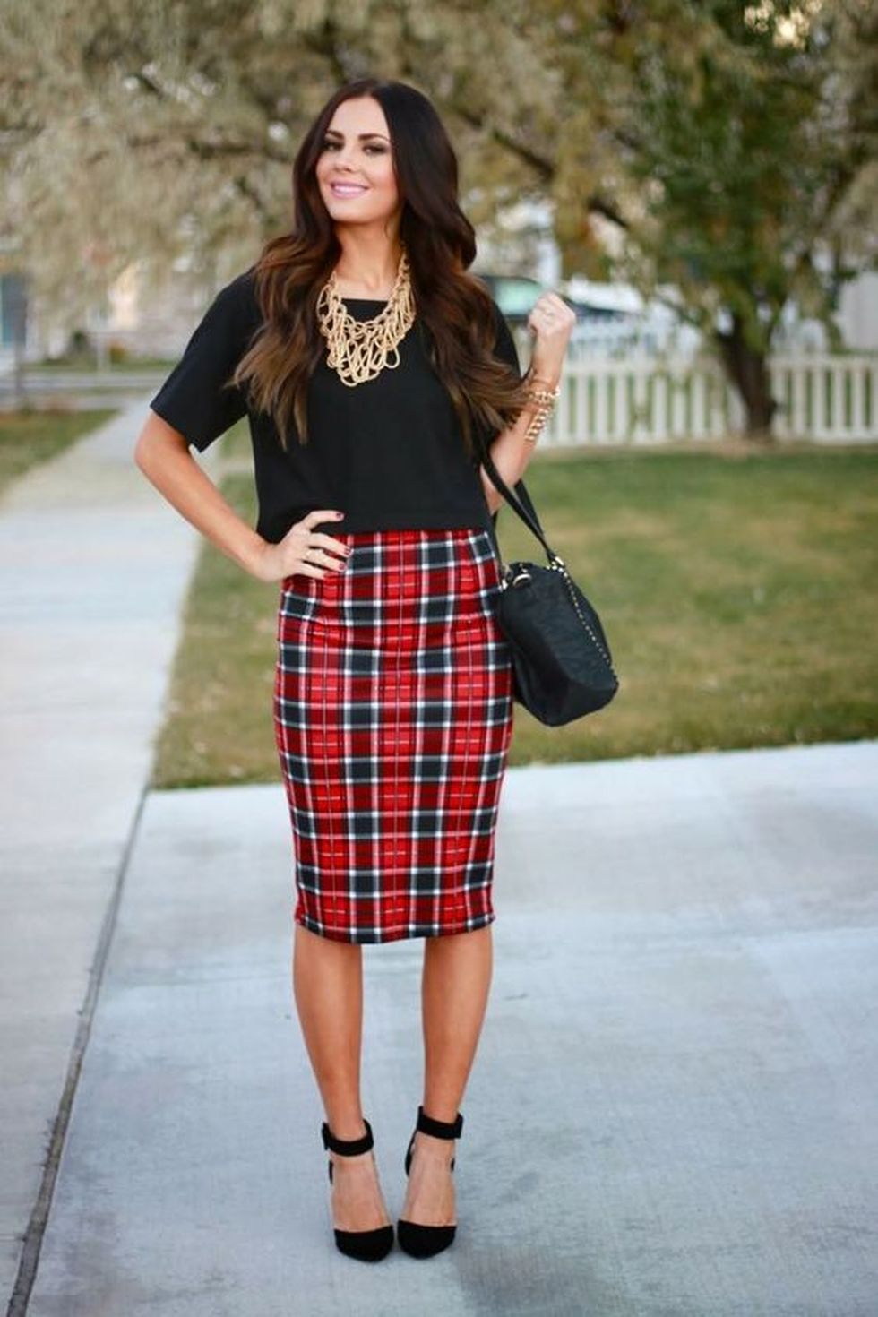 Trendy thanksgiving holiday outfits 61