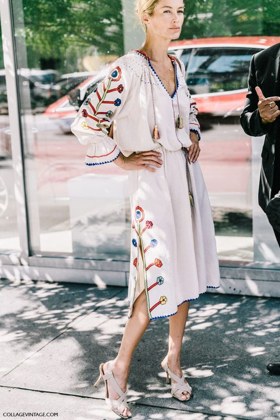 Boho dress for holiday and vacation outfits 33