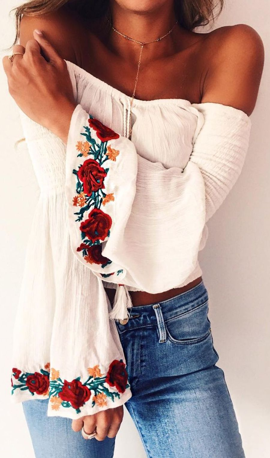 Boho dress for holiday and vacation outfits 8