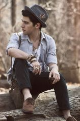Casual indie mens fashion outfits style 14